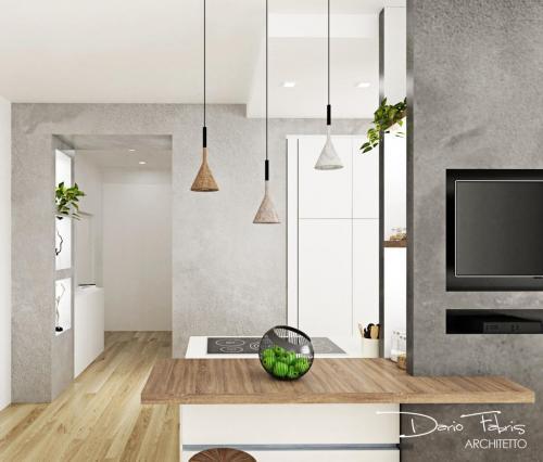 Appartamento MB Bologna_cucina