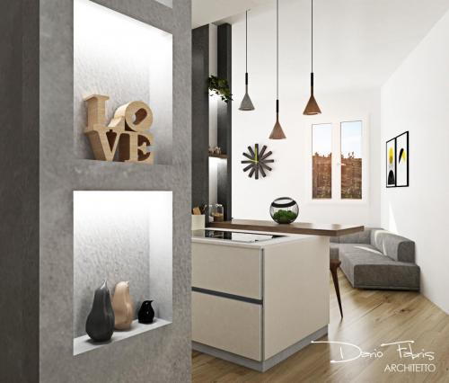 Appartamento MB Bologna_ingresso