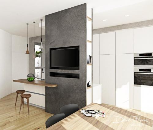 Appartamento MB Bologna_soggiorno