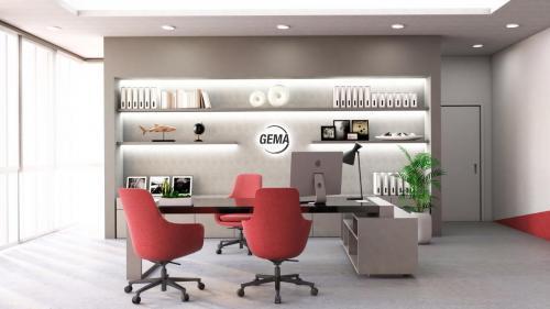 GEMA_Uffici executive
